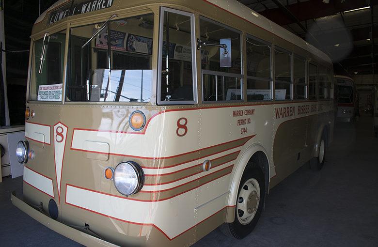 Tucson : Old Pueblo Trolley museum