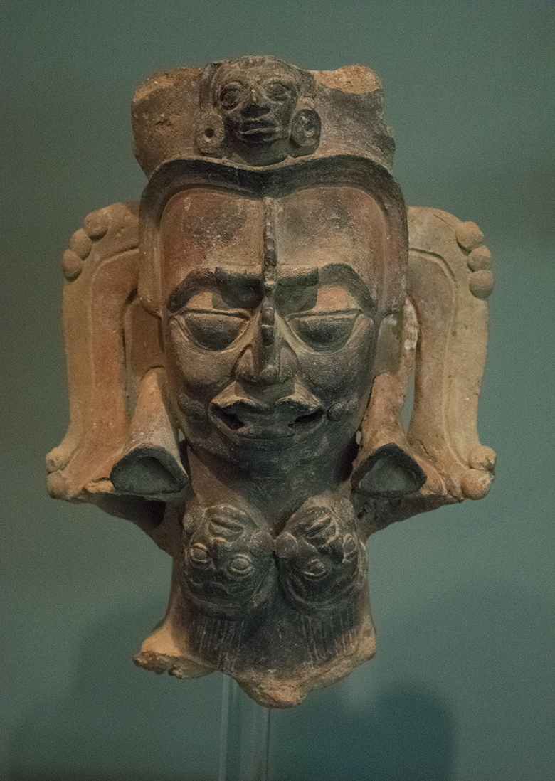 PreColumbian Female figure