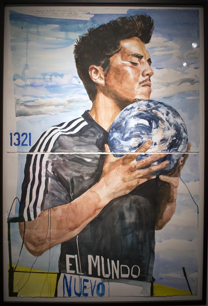 El Mundo Nuevo by Jack Balas