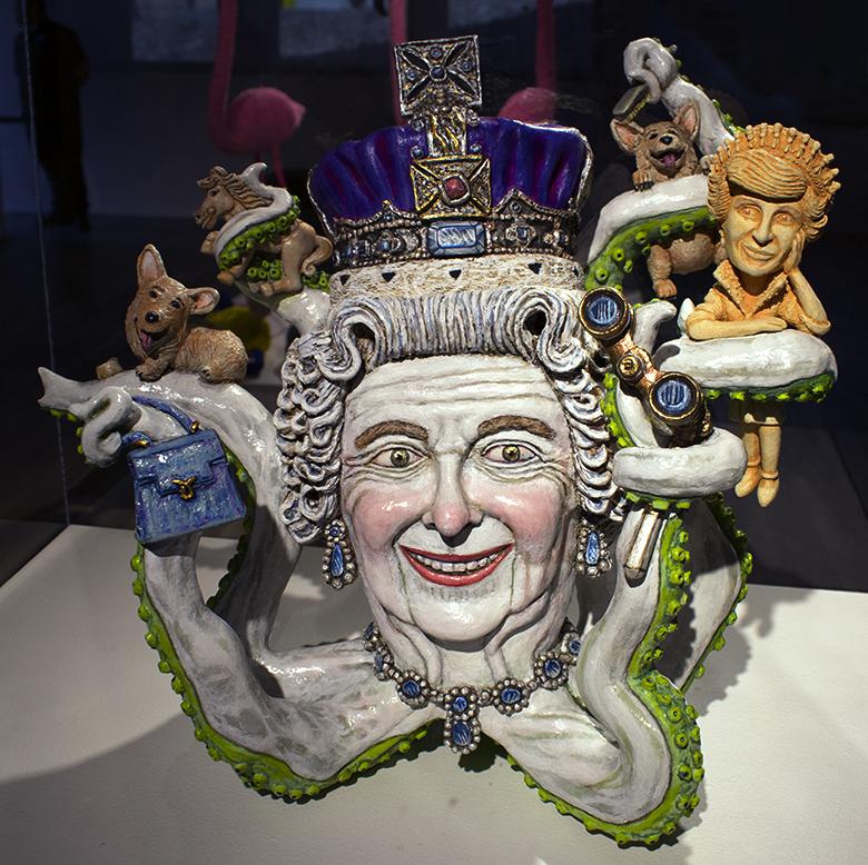 Queen Kraken by George C. Penaloza