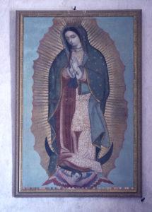 San Xavier Mission del Bac, photo by M. LaFreniere